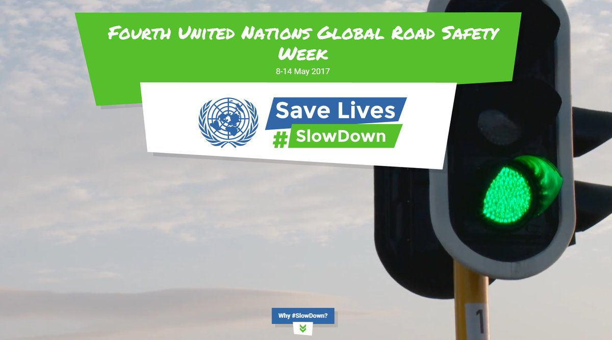 UN Road Safety Week